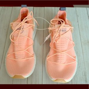 Brand New Women's Adidas Arkyn Peach/Orange shoes